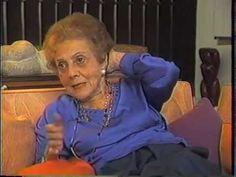 Frances Gershwin Godowsky (sister to George and Ira) - a mini-documentary