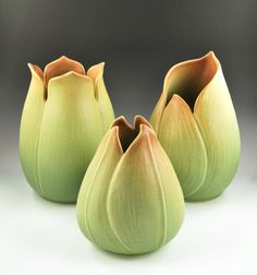 Organic Vases