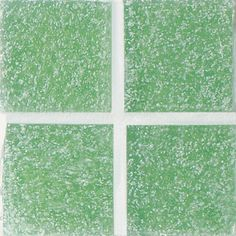 Glass Mosaics in color Cuernavaca Green