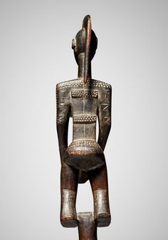 Mossi Mask with Female Figure, Burkina Faso   Sculpture from the Collection of Martin and Faith-Dorian Wright2021   Sotheby's Faith, Sculpture, Statue, Female, Collection, September, York, Sculptures, Loyalty