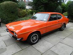 1973 Ford Capri RS 3100 - Silverstone Auctions