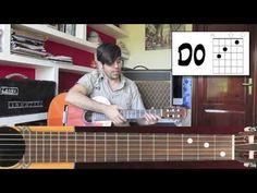 COMO TOCAR GUITARRA ACORDES BASICOS APRENDER GUITARRA Y ACORDES FACILES - YouTube