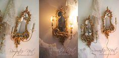 Romantics Nest *~❤•❦•:*´`*:•❦•❤~* Antique Lighting.