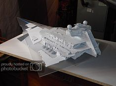 While at WonderFest this past weekend, I met some new and talented friends who had an amazing display of studio scale models they had built (links to photos. Prop Maker, Star Wars Models, Star Destroyer, Space Ship, Stars, Projects, Community, Costume, Miniatures
