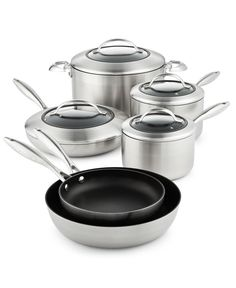 Scanpan 10-Pc. Cookware Set