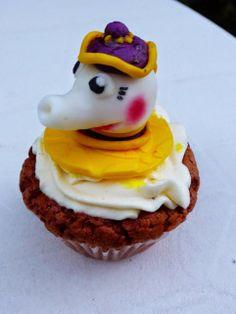 cupcake mme samovard belle et la bête / beauty and the beast teapot