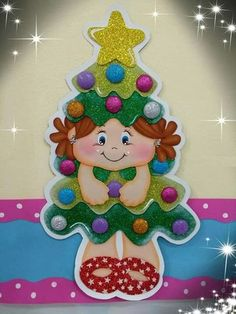 Foam Crafts, Felt Christmas, Christmas Crafts, Elf, Clip Art, Gardens, Holiday Parties, Christmas Windows, Preschool Christmas