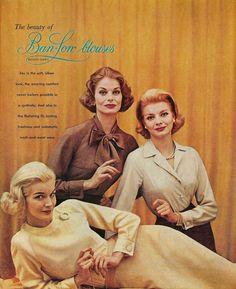 Ban-Lon Blouses, 1959