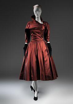 Dress 1950   Charles James   American   The Metropolitan Museum of Art