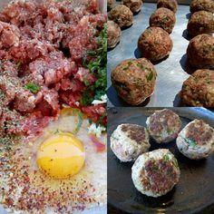 Polpette Napoletane/ Napolitan Meatballs