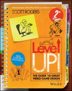 Buy Level Up! The Guide to Great Video Game Design by Scott Rogers at Mighty Ape NZ. Want to design your own video games? Let expert Scott Rogers show you how! If you want to design and build cutting-edge video games but aren? Game Design Books, Graphic Design Books, Make A Game, Up Game, Game Dev, Pac Man, It Pdf, Creating Games, Buch Design