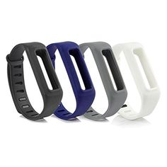 HoneyLife Fitbit One fashion White Silicone Replacement Wristband Bracelet Wireless Activity Plus Sleep Tracker Accessory Band with Safety Clasp * Read more reviews of the product by visiting the link on the image.