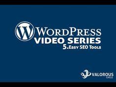 WordPress Series [5] Easy SEO Tools - Valorous Circle