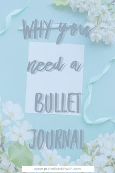 Starting a Bullet Journal and why you need one! When I first heard the term bullet journal i asked myself what that is. As I researched about this topic I found something awesome, I really love now! | #bulletjournal #journaling #planning #to-do #organizing |