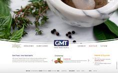 Gmt Food Website4 by grafiket.deviantart.com on @deviantART