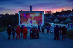 Mardi Gras in Chrášťany 2016 / Masopust v Chrášťanech - Library Week, Mardi Gras, Street Art, Carnival, Community, Activities, Painting, Photograph Album, Carnavals
