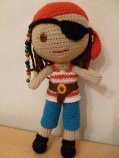 Pirate au crochet
