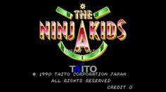 응답하라 1990 오락실[닌자키드]얼빵한 닌자겜 ninja kid 켠왕