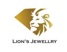 Lion's Jewellry on Behance Logo Lion, Leo Tattoo Designs, Happy New Year Greetings, Lion Art, Logos, Lion Tattoo, Animal Logo, Logo Sticker, Logo Design Inspiration