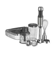 Product: KitchenAid® 5-Speed Hand Blender