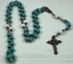 Hey, I found this really awesome Etsy listing at https://www.etsy.com/listing/161229751/catholic-rosary-traditional-5-decade