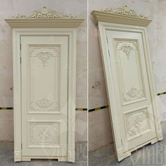 How To Make Home Decoration Items Interior Doors For Sale, Door Design Interior, Timber Door, Wooden Doors, Gold Dipped Furniture, Frosted Glass Internal Doors, Interior Design Institute, Moldings And Trim, Moulding