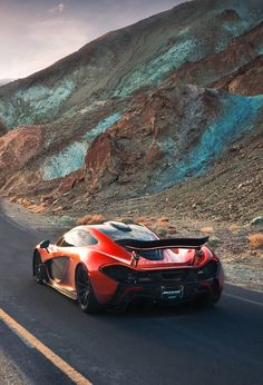 Mc Laren P1 | Drive a Mclaren @ http://www.globalracingschools.com
