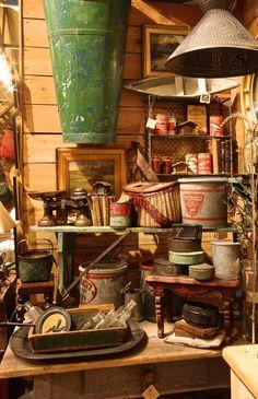 Antiques - Leftovers Antiques