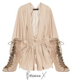 Untitled #3020 by breannamules on Polyvore featuring polyvore, fashion, style, Elizabeth and James, Balmain and clothing