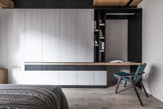 【一期 .. 一會】● 台中 雲世紀 陳公館 - Picture gallery Wardrobe Furniture, Wardrobe Cabinets, Bedroom Wardrobe, Home Bedroom, Bedroom Furniture, Furniture Design, Cabinet Decor, Cabinet Design, Home Office Design