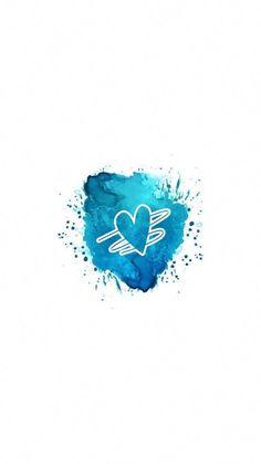 Iphone Homescreen Wallpaper, Emoji Wallpaper, Heart Wallpaper, Cute Wallpaper Backgrounds, Cute Wallpapers, Wallpaper Downloads, Profile Pictures Instagram, Instagram Story Ideas, Polaroid Template