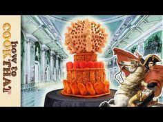 Napoleon's Wedding Cake! How To Cook That Ann Reardon - YouTube