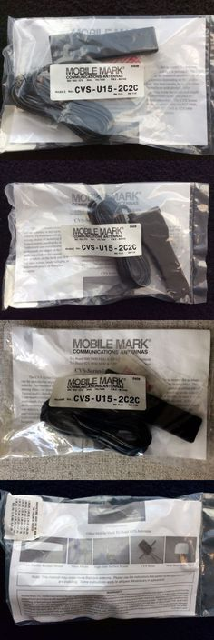 GPS Antennas: Mobile Mark Cellular Pcs Gps Covert Strip Antenna, Sma Sma - Black # Cvs-U152c2c -> BUY IT NOW ONLY: $32.49 on eBay!