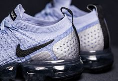 10962aebe Nike Air Vapormax Flyknit 2 W shoes blue
