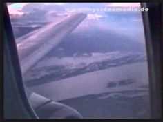 Flight from Manaus to Belem - Brazil 1979 Super8 Travel Channel