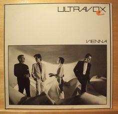 ULTRAVOX - Vienna - mint minus - Vinyl LP - Midge Ure Chriss Cross Billy Currie