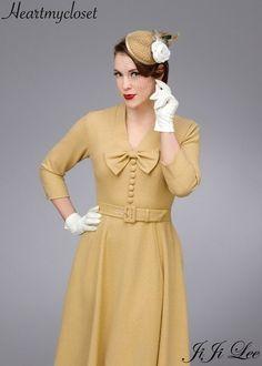 SELENA rockabilly vintage inspired dress.