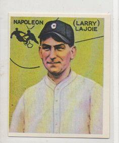 NAP LAJOIE - 1933 GOUDEY #106 - (REPRINT) - MINT - FREE/ S/H