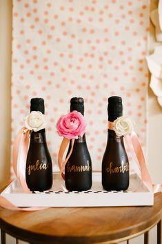 Pop, Fizz, Clink! Bridal Shower Inspiration