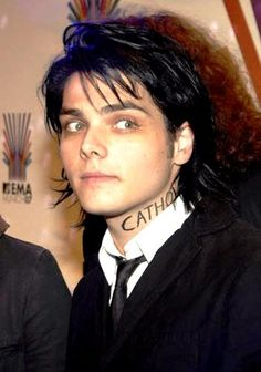 Gerard is a Catholic boy.<---YES!! I GUESS IT'S SAFE TO SAY THANK GOD FOR GERARD WAY<<< ...