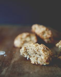 Peanut Butter + Coconut + Oats + Banana Cookies (Vegan + Gluten-Free) | The Kitchy Kitchen