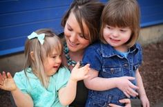 8 things my girls with Down syndrome taught me about life: A post in honor of Down Syndrome Awareness Month