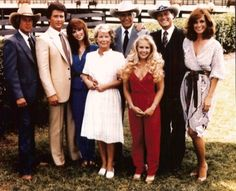 Dallas.  March 21, 1980 - remember who Shot JR?  His scheming sister-in-law Kristen played by Mary Crosby.
