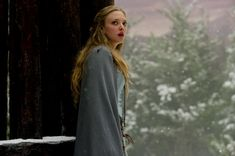 Amanda Seyfried in Red Riding Hood