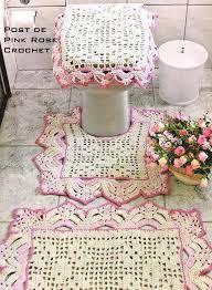 Image result for juegos de baño tejidos a crochet con patrones