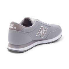 <p>Accent your athletic look with the sweet new 501 Sneaker from New Balance. The 501 Athletic Shoe sports a lightweight, breathable mesh upper, and innovative Trackster Ripple Sole for premium traction and flexibility.</p> <p><u>Features include</u>:</p> <ul> <li> Mesh upper with overlays for durability in high impact areas</li> <li> Lace closure for a secure fit</li> <li> Padded tongue and coll...