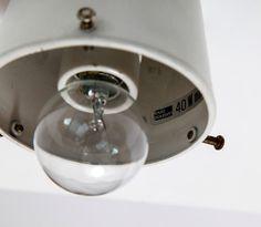 Arne Jacobsen Eklipta Wall Lamp by Louis Poulsen - Alexis Vanhove   Brussels