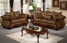 Decorate a Victorian Style Living Room