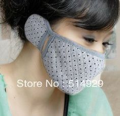 Medical Mask and Ear-loop Respirator Face Surgical Against flu/ cheap gas masks ear respirator freeshipping(China (Mainland)) Medical Mask and Ear-loop Respirator Face Surgical Against flu/ cheap gas masks ear respirator freeshipping(China (Mainland)) Easy Face Masks, Diy Face Mask, Ear Picture, Mouth Mask Design, Cheap Gas, Mouth Mask Fashion, Nose Mask, Mask Party, Diy Mask