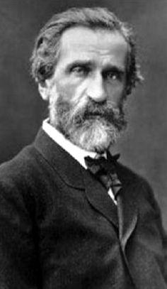Giuseppe Verdi, 1813 - 1901, Italian composer of operas
